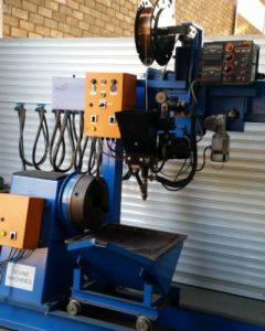 Sub Arc welding size 400 x 500